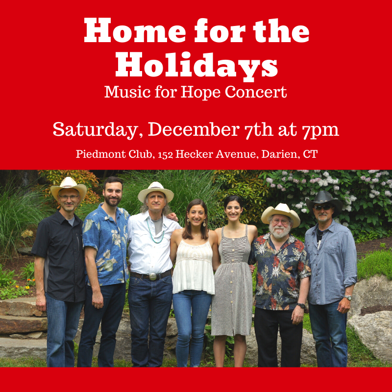 Home for the Holidays concert 2019 Gunsmoke and The Law