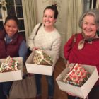 DCA Gingerbread Decorating Girls Night Out