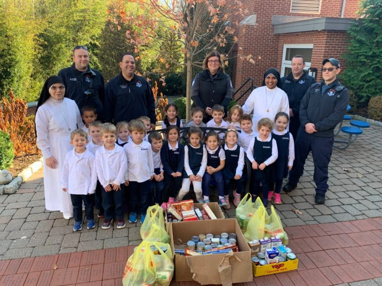Our Lady of Grace Preschool and Kindergarten donation