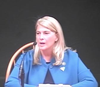 Jayme Stevenson candidates forum 2019