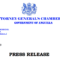 Anguilla Attorney Generals Chambers Nov 12, 2019 news release re Scott Hapgood