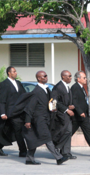 Anguilla prosecutors Attorney General's Chambers 11/19