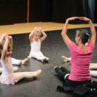 Dance Class Darien Arts Center Winter-Spring registration 2019-2020
