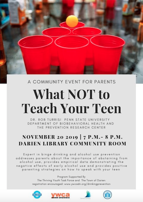 What Not to Teach Your Teen poster