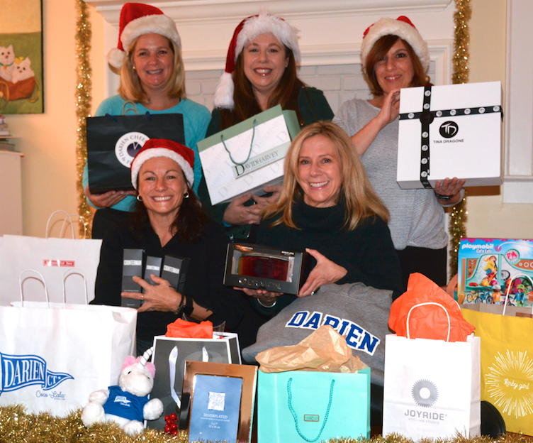 DAC Board Members Oh Christmas Spree! prizes