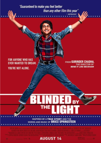 Blinded by the Light movie poster film poster