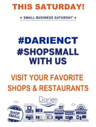 Small Business Saturday Darien 2019