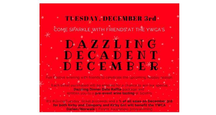 Dazzling Decadent December 2019 YWCA