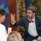 Greg Dubin magician Maritime Aquarium