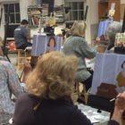 Rowayton Arts Center art class