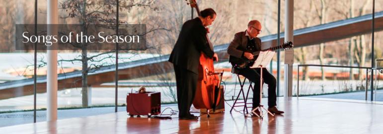 Songs of the Season concert series Grace Farms