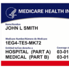 square thumbnail part of medicare new card