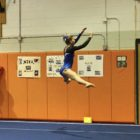 Darien Gymnastics Lucy Collins by Louise Schmidt