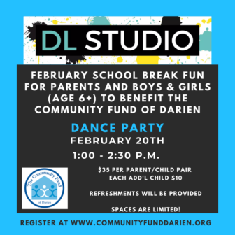 DL Studio dance party for feb break