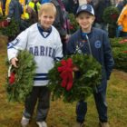 Darien Youth Hockey Association Wreaths Across America 2019 2020