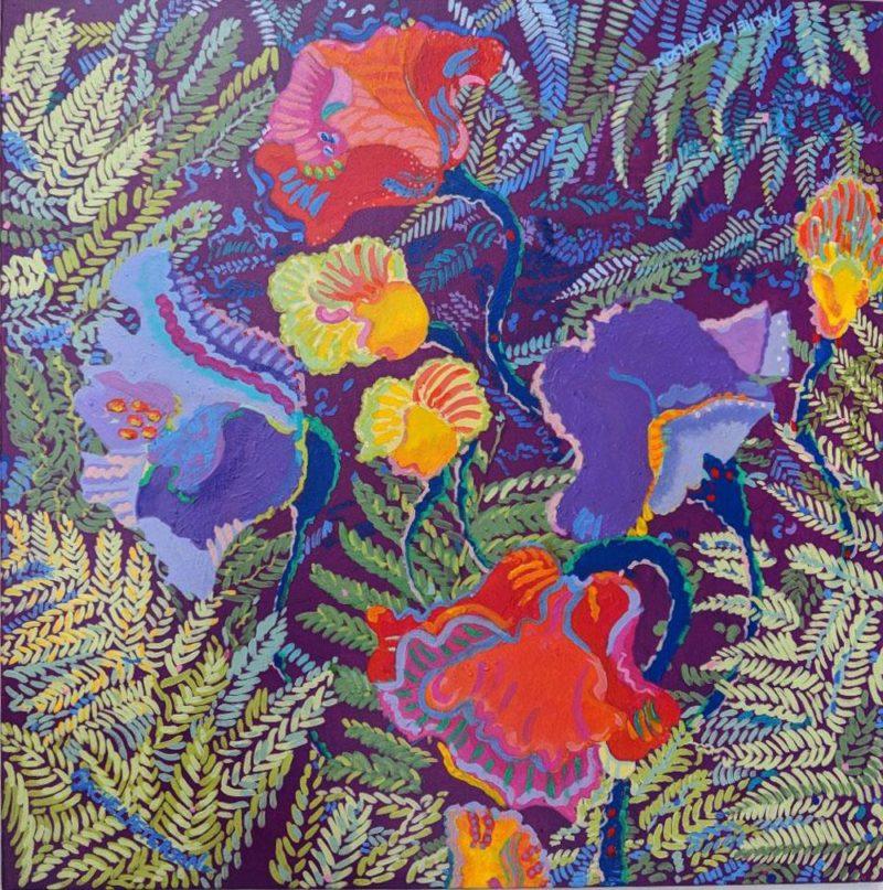 Rachel Peterson Late Blooms