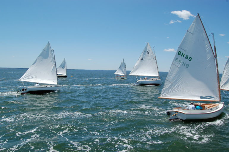 Darien Power Squadron safe boating course sailing on Long Island Sound