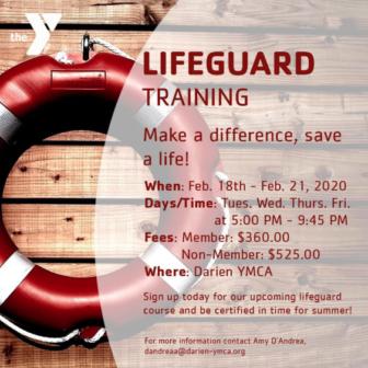 Lifeguard Training Darien Y on Facebook