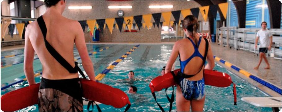 Lifeguard training Darien YMCA 2020
