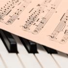 Music Sheet Piano Keys Studio Showcase Series Darien Library