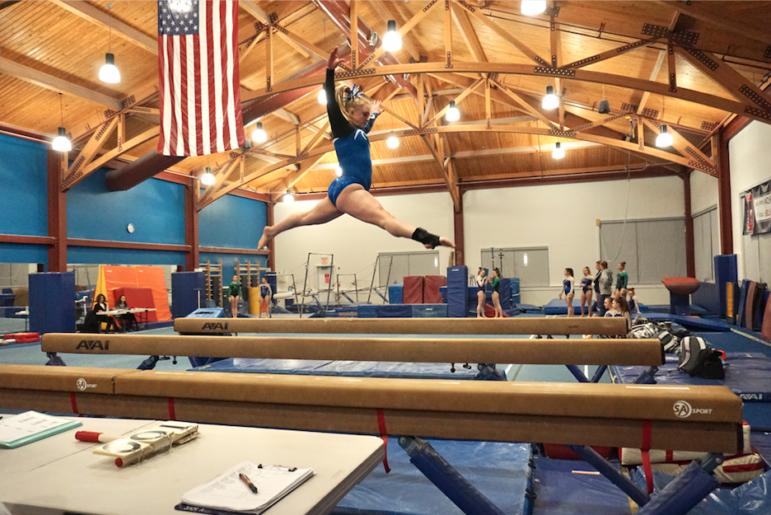 Darien Gymnastics 2020 Kerry McDermott