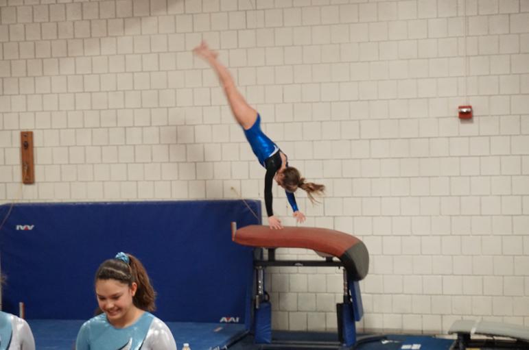 Darien Gymnastics 2020 Abby Kissko