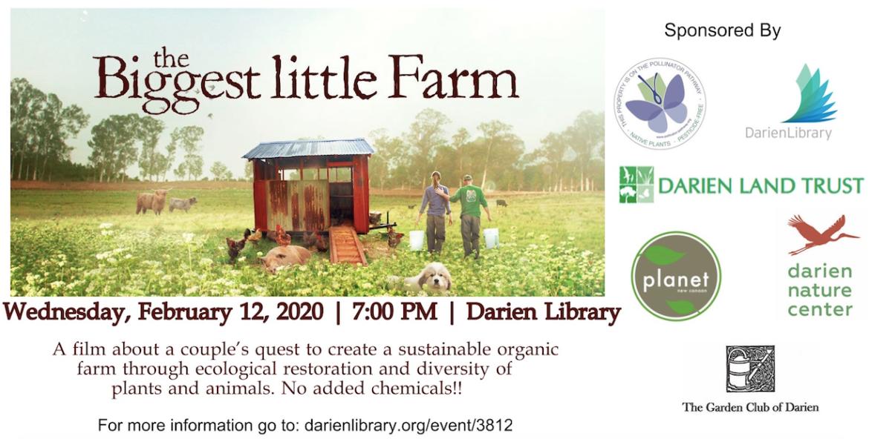 Biggest Little Farm showing