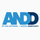 ANDD logo Action Network of Darien Democrats logo