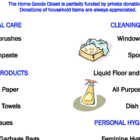 Household Goods Closet wide facebook