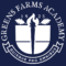 Greens Farms Academy dark blue white logo square thumbnail