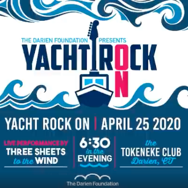 Yacht Rock On Darien Foundation benefit 2020 square thumbnail