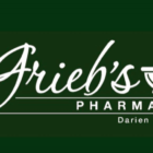 Grieb's Pharmacy logo wide