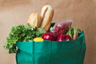 Grocery Bag Palmer's Market