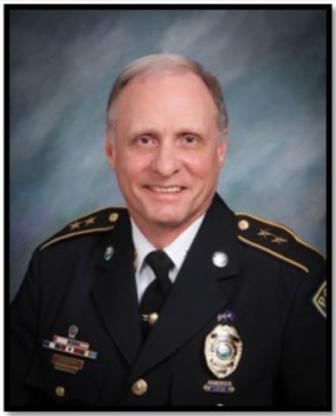 Donald Anderson Darien Police Chief
