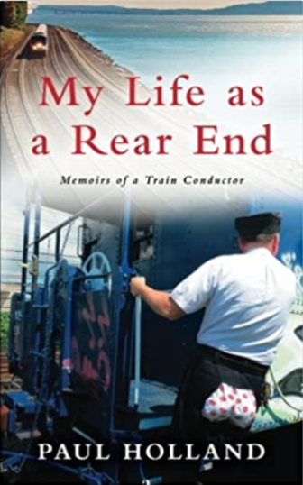 My Life as a Rear End book cover by Paul Holland