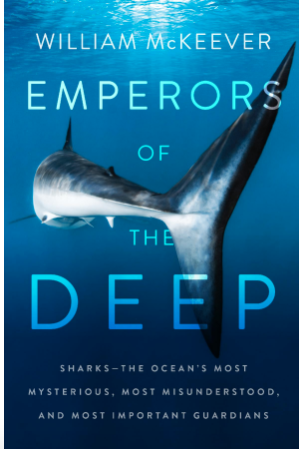 Emperors of the Deep book cover by William McKeever
