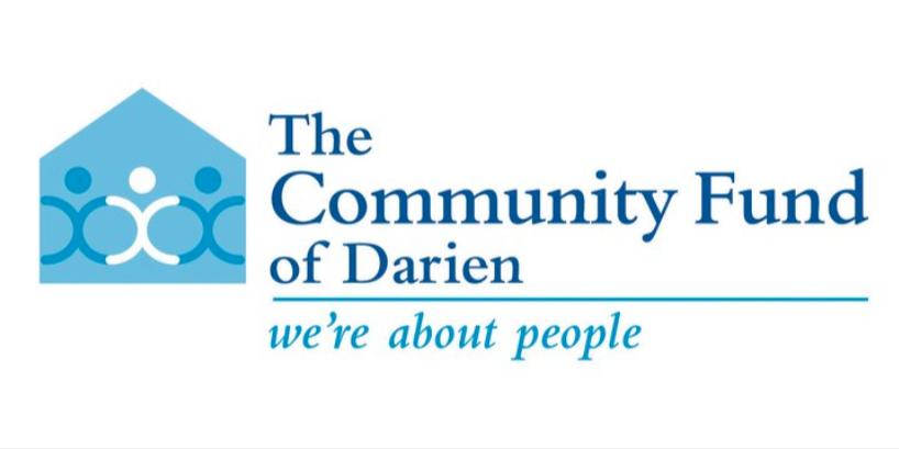 The Community Fund of Darien logo wide