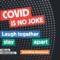 Covid is No Joke fundraiser square thumbnail