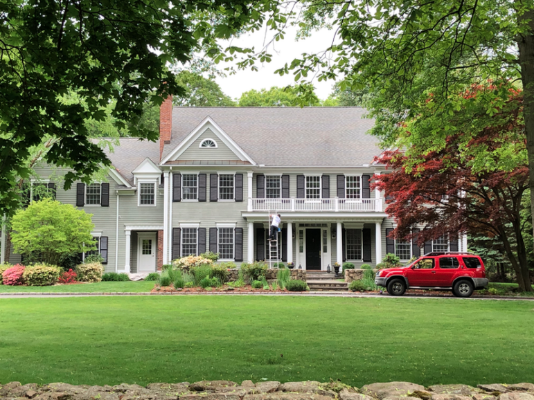97 Christie Hill Road, Darien real estate