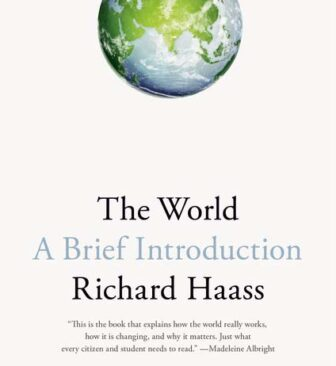 The World: A Brief Introduction book cover