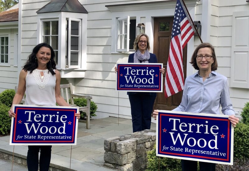 Terrie Wood reelection 2020
