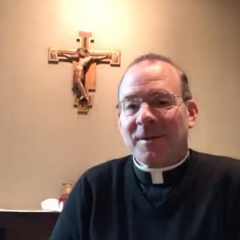 Monsignor Tom Powers St. John