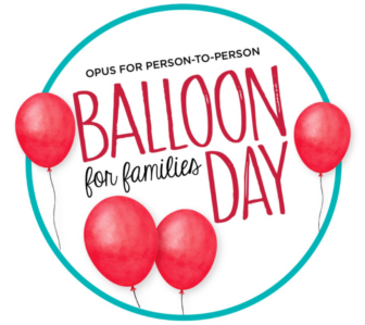 Balloon Day OPUS Person-to-Person 2020