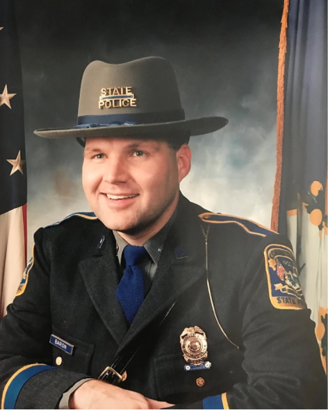 Trooper Kenneth Baron Jr