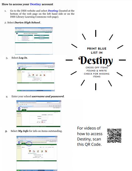 June 9 Senior Day page FIVE: Destiny