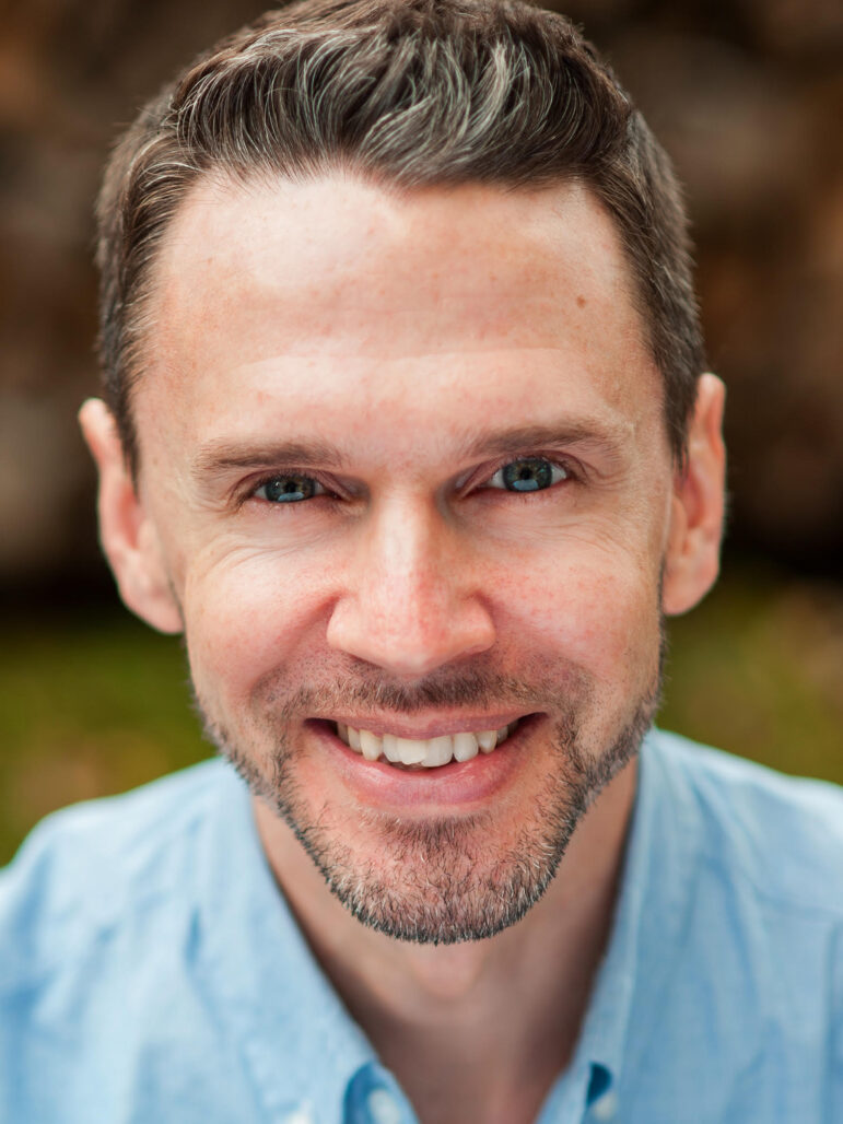 Tom McElroy Darien Christian Science Church speaker