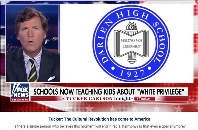 Tucker Carlson Ellen Dunn DHS SPLC Racism
