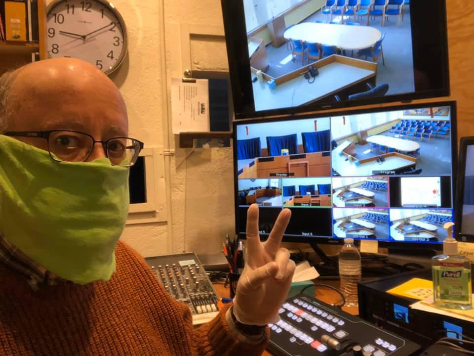 Jim Cameron Darien TV79