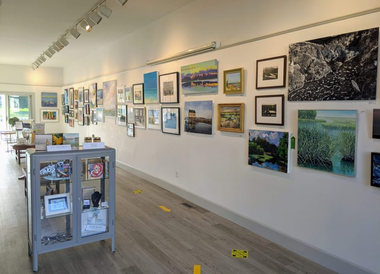 Rowayton Arts Center Marine & Coastal Art 2020