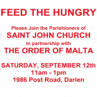 St. Johns Food Drive 09-12-20
